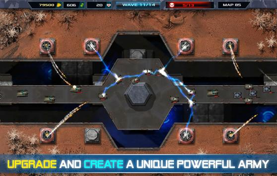 Defense Legends 2: Commander Tower Defense screenshot 1