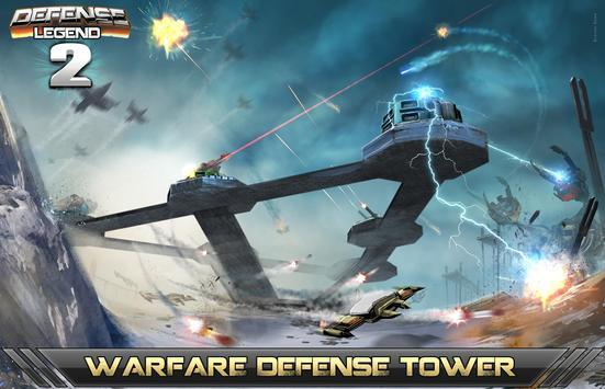 Tower defense-Defense legend 2 स्क्रीनशॉट 23