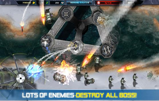 Defense Legends 2: Commander Tower Defense screenshot 5