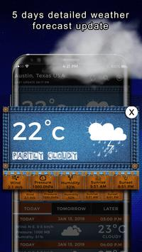 Weather App Weather Channel Live Weather Forecast screenshot 4