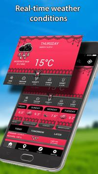 Weather Channel Forecast Live Weather Channel App poster