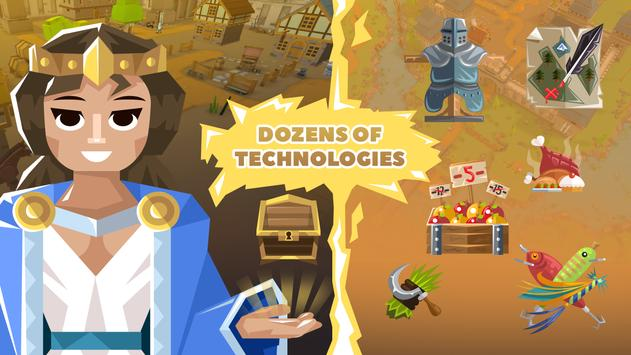 🏰 Idle Medieval Tycoon - Idle Clicker Tycoon Game screenshot 14
