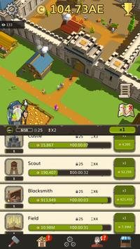🏰 Idle Medieval Tycoon - Idle Clicker Tycoon Game screenshot 1