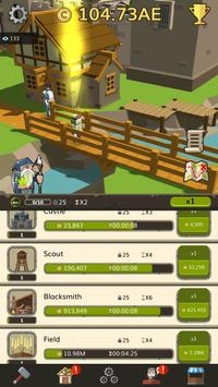 🏰 Idle Medieval Tycoon - Idle Clicker Tycoon Game screenshot 2