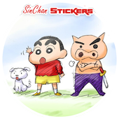 Chan Stickers  - WAStickerApps icon
