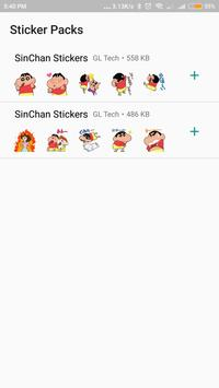 Chan Stickers  - WAStickerApps poster