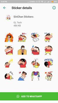 Chan Stickers  - WAStickerApps screenshot 2