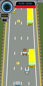 Crazy Driver: Highway Edition screenshot 1