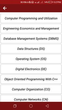 GTU Computer Books,papers, Syllabus,Gate Books screenshot 5