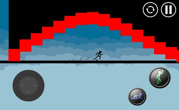 Stickman Parkour Platform screenshot 3