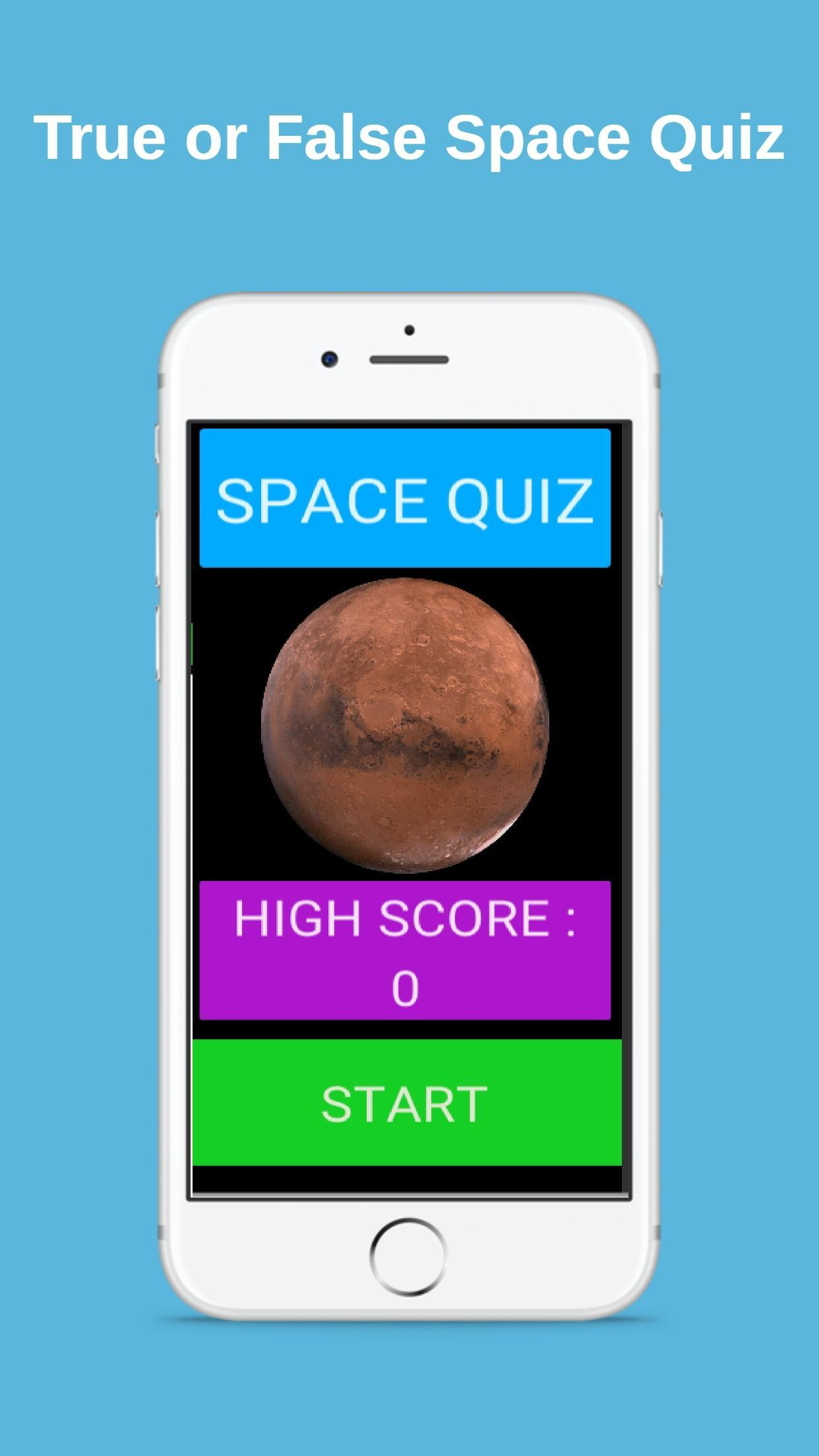 Galactic Space Quiz: True or False for Android - APK Download