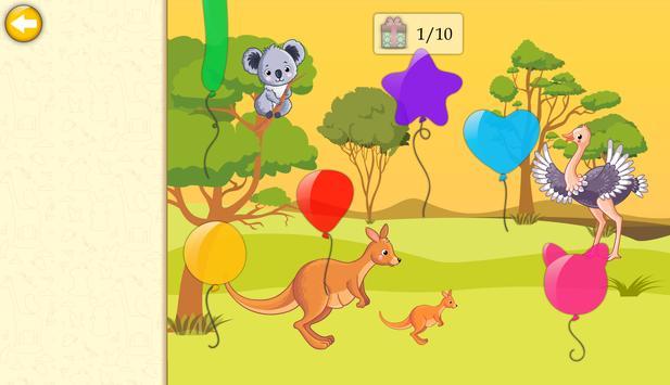 Развивающие пазлы для детей captura de pantalla 11