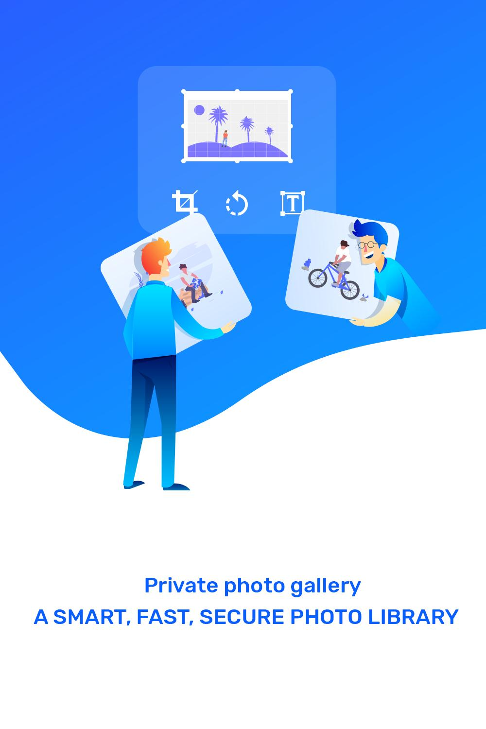 Smart Gallery Vault: Photo Vault & Video Player for Android - APK