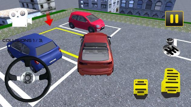 Advance City Car Parking 3D: Parker PRO Driver screenshot 1