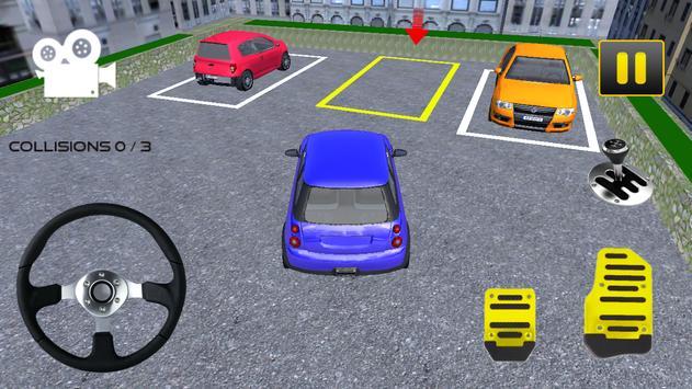 Advance City Car Parking 3D: Parker PRO Driver screenshot 2