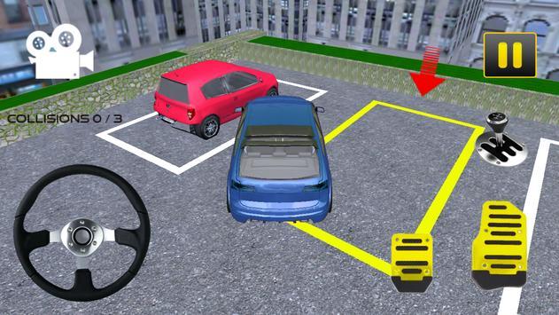Advance City Car Parking 3D: Parker PRO Driver screenshot 4