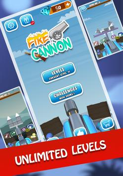 Fire Cannon: Shoot Balls, Knock Balls & Blast Game скриншот 2