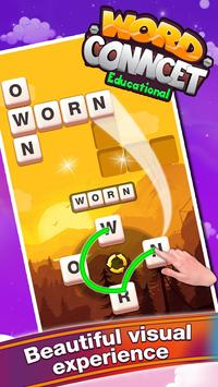 Word Connect - Crossword Educational Game poster