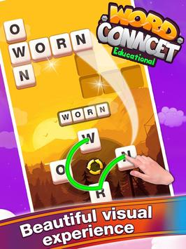Word Connect - Crossword Educational Game screenshot 5