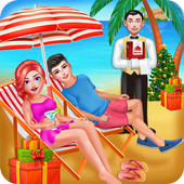 Beach Sea Food Party icon