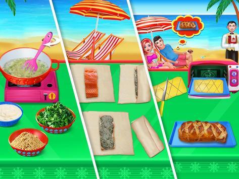 Beach Sea Food Party screenshot 5