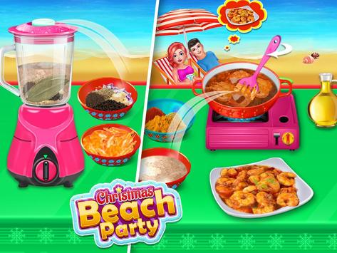 Beach Sea Food Party screenshot 7