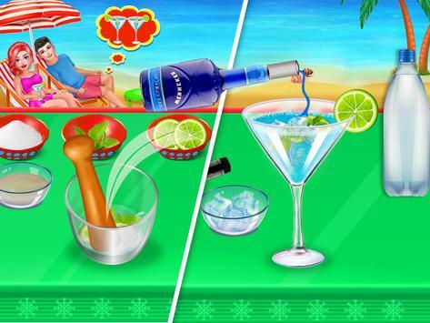 Beach Sea Food Party screenshot 10