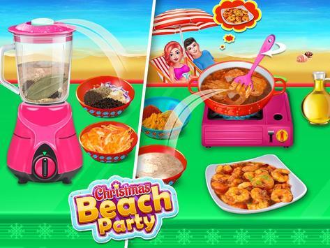 Beach Sea Food Party screenshot 11