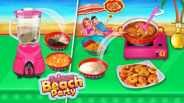 Beach Sea Food Party screenshot 3