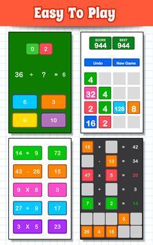 數學遊戲 截圖 6