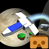 Space Travel VR icon