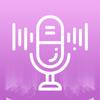 Siri voice command icon