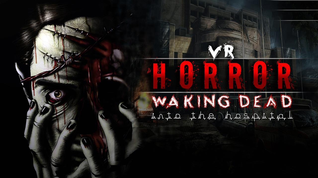 Android 用の VR Horror Walking Dead into the Hospital 360