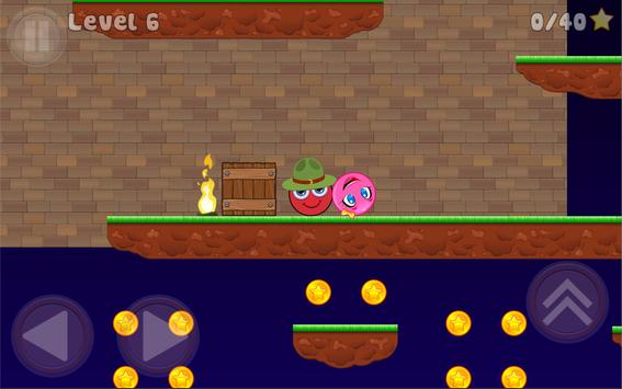 Hat ball and Pink ball screenshot 4