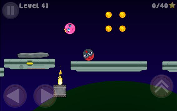Hat ball and Pink ball screenshot 6