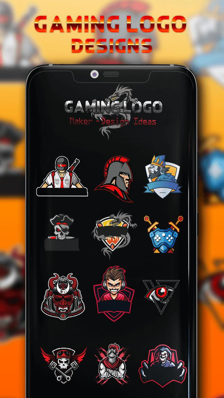 Gaming Logo Maker - Design Ideas for Android - APK Download