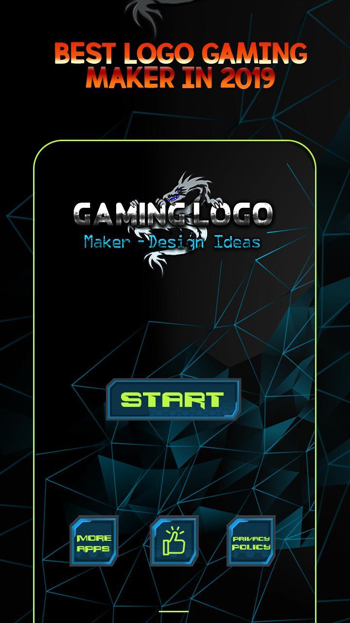 Aplikasi Desain Logo Gaming For Android Apk Download