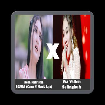 Nella Kharisma-80 Juta 5mnt Feat Via Vallen+lirik poster