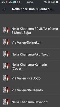 Nella Kharisma-80 Juta 5mnt Feat Via Vallen+lirik screenshot 1