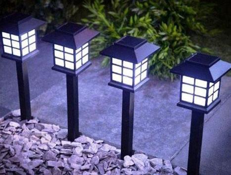 Garden Lights Design screenshot 1