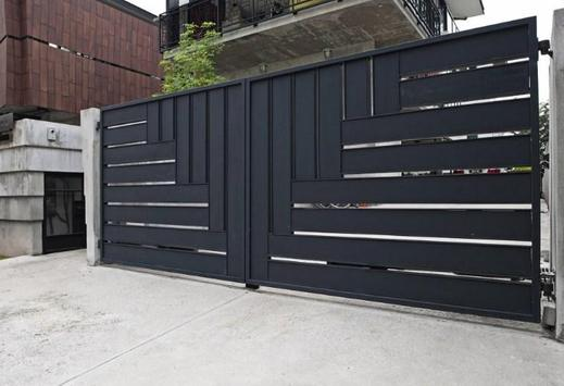 Gate and Fence Design House Ideas screenshot 4