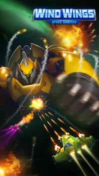WindWings: Space shooter, Galaxy attack (Premium) poster