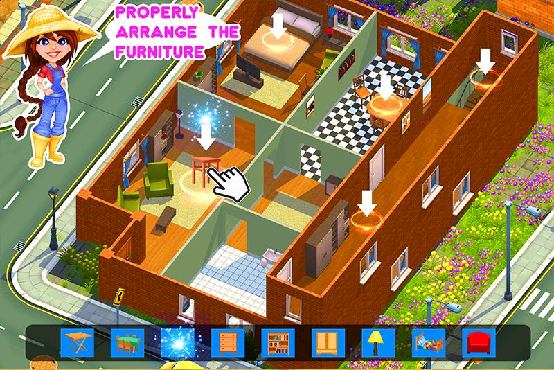 Home Design Scape Match Game For Android Apk Download