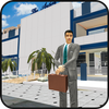 Virtual office manager step dad familygames icon