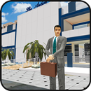 Virtual manager tycoon step dad: manager games APK Android