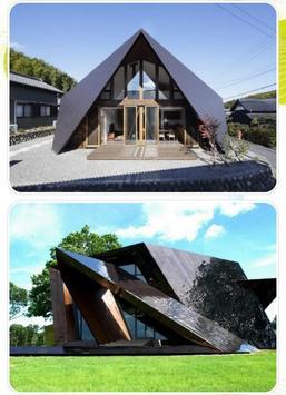 geometric house design screenshot 2