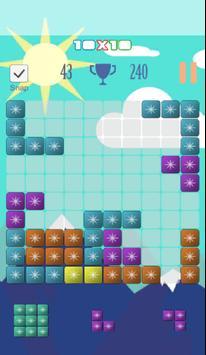 Puzzle Game 10x10 screenshot 5