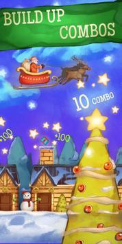 Flying Santa : Christmas Gift Delivery Run screenshot 3