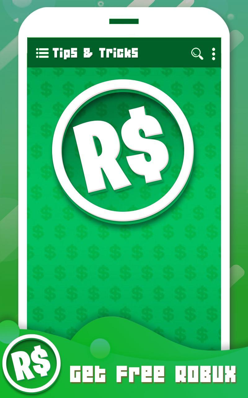 Guide For Robux For Android Apk Download Guide Get Robux New Tips For Android Apk Download