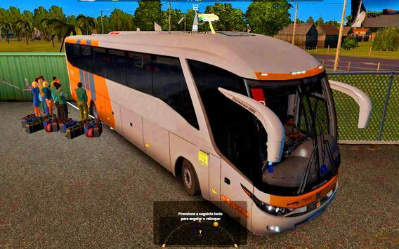 World Bus Driver Simulator: Top Bus Game screenshot 17